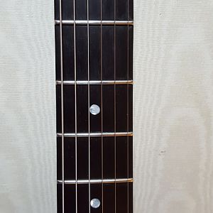 Gibson SG Faded Fretboard Cleaned