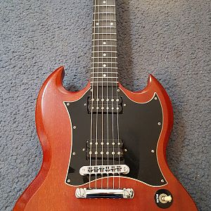 2004 Gibson SG Faded